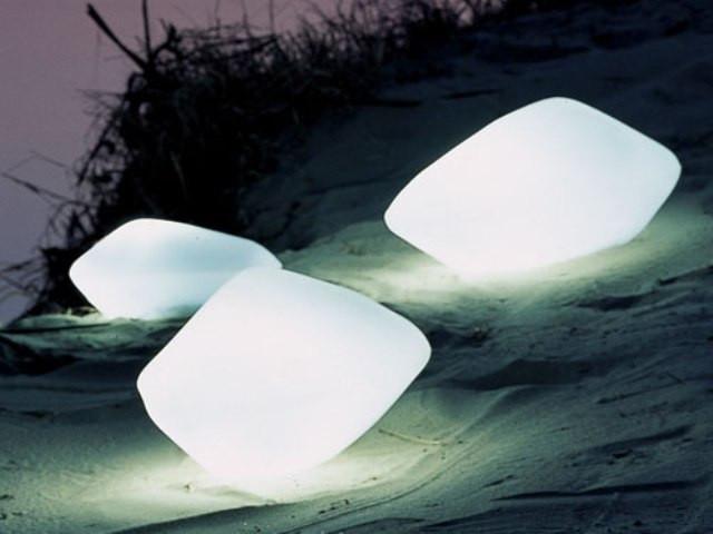LED-камень Скала, 120х100х80