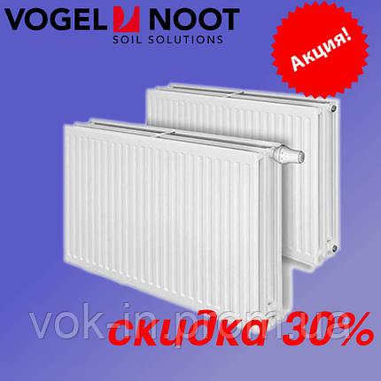 Стальной панельный радиатор Vogel&Noot 22K 300х2800 бок. подкл., фото 2