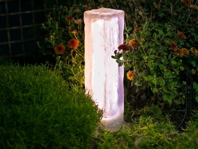 LED-камень Колонна 200, 200х150х150