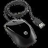Мышка HP X1000 Mouse (H2C21AA) Black