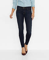 Женские джинсы Levis 710 Super Skinny Jeans Deep End new