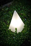 LED-камень Пирамида, 90х90х90