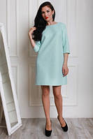 Нарядное красивое платье  с люрексовой нитью