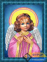 Схема для вышивки бисером - Ангел, Арт. ЛБч4-018