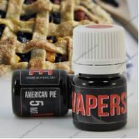 Ароматизаторы для электронных сигарет 5 мл Американский пирог