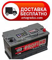 Аккумулятор 6СТ-100Аз Profi HD