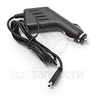 Автомобильное зарядное устройство для автонавигаторов GPS 3,5', 4,3', 4,7', 5,0', 5,0' HD, 6,0', 7,0', (5В, 1.