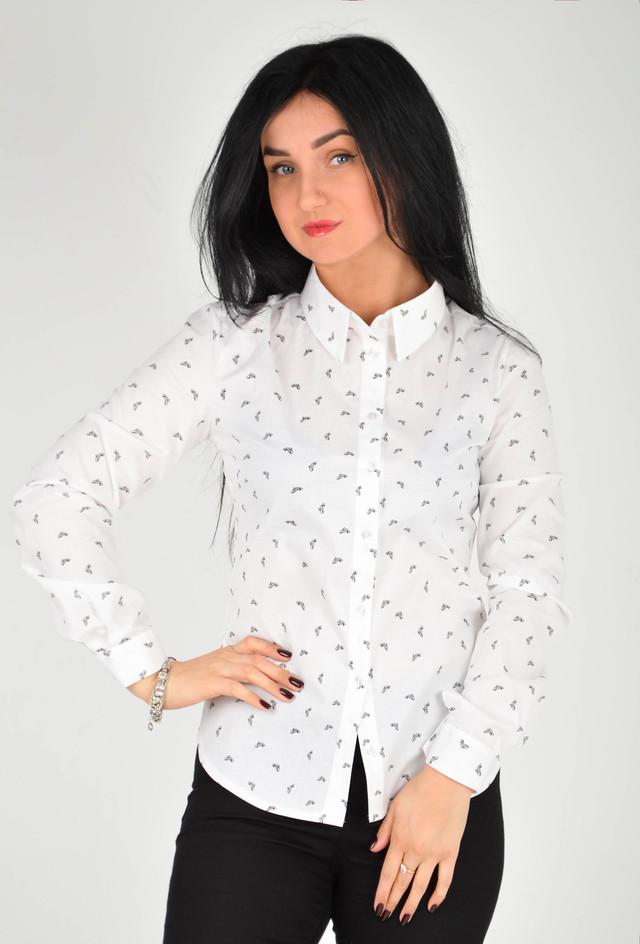 c6629d53bce Рубашка женская в классическом стиле   продажа