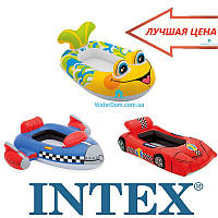 """Надувной плотик """"Транспорт"""" Intex 59380"""
