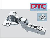 Петля DTC clip-on. Внутренняя с доводчиком (с регулировкой).
