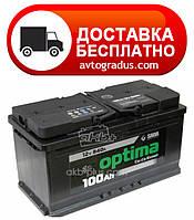 Аккумулятор  6СТ-100Аз Optima, фото 1