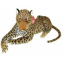 М'яка іграшка Мікс (2 тигри, лев, пантера, леопард) MP0303 66х32см 5 видів