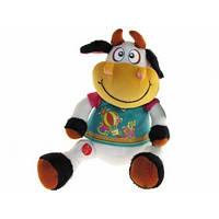М'яка іграшка музикальна Бичок DS-2786 у кульку