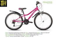 "Intenzo PRINCESS 24"" велосипед для девочки, фото 1"