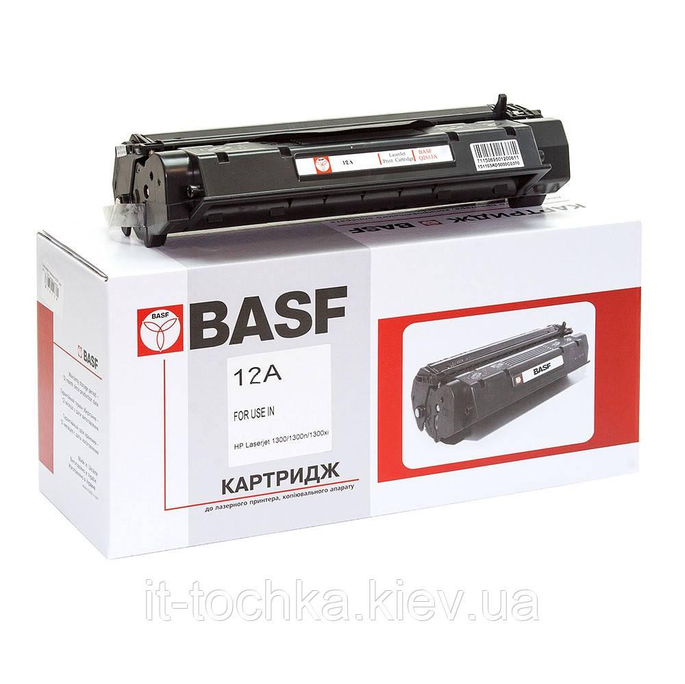 Тонер картридж basf kt-q2612a для hp lj 1010/1020/1022 q2612a black