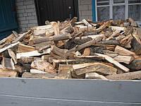 Продам колотые дрова. доставка.