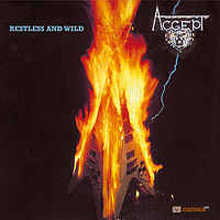 Accept: Restless And Wild (LP)