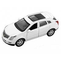 Машина металева Cadillac Автопром, відчиняються двері, в коробці 67330
