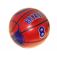 М'яч баскетбольний Spalding, Bryant Lakers ПВХ