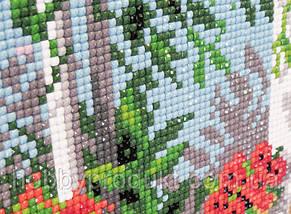 """Набор в алмазной технике """"Неопалимая Купина Образ Пресв. Богородицы"""", фото 3"""