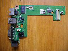 Плата  с кнопкой включения 0JGK40 DELL Latitude E5510
