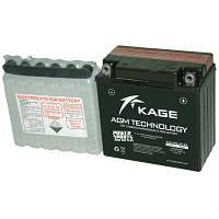 Аккумулятор кислотный 9Ah 95A KAGE KG12N9-4B-BS = KG12N9-3B-BS