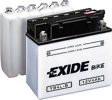 Аккумулятор кислотный EXIDE YB4L-B = EB4L-B
