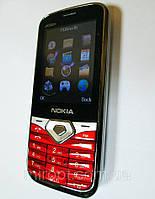 """Телефон Nokia J6500+ (Jaso) -2Sim - 2.4"""" - FM - BT  - Cam - мощная батарея - стильный дизайн, фото 1"""