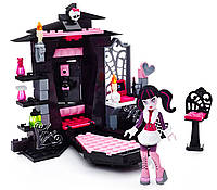 Конструктор Mega Bloks Monster High комната Дракулауры