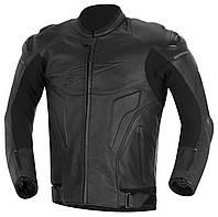 Мотокуртка ALPINESTARS Phantom кожа черный 52