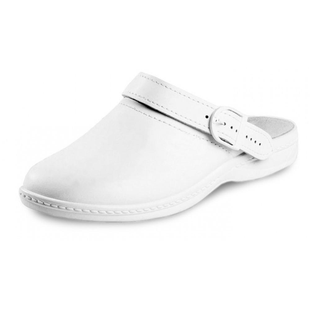 0a76c0852312 Сабо белые модель 1748