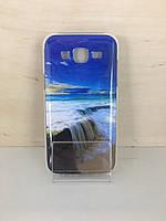 Силиконовый чехол для Samsung J500(J5) (Waterfall)