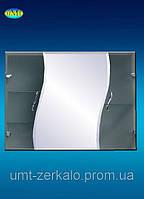 Шкафчик зеркальный 10 ШП