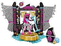Конструктор Mega Bloks Monster High сцена Кэтти Нуар, фото 1