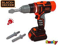 Электронная Дрель 3 в 1 игрушечная Black & Decker Smoby 360106, фото 1