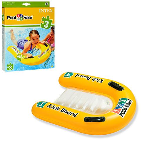 Детский надувной плотик Intex 58167