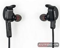 Наушники спортивные Remax Sport Bluetooth RB-S5, цвет: черный