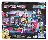 Конструктор Mega Bloks Monster High класс с Лагуной Блю, фото 1