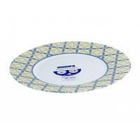 Тарілка обідня скляна Luminarc. Nordic Scandie 28см 1289