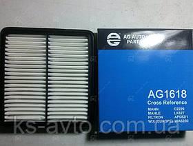 Фильтр воздушный Ланос/Сенс Daewoo Motor, 96182220