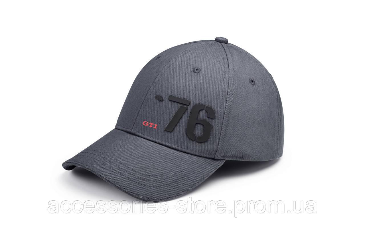 Бейсболка Volkswagen GTI Baseball Cap - Grey