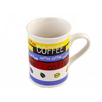"""Чашка керам.250мл """"Кава"""" №208(12)(48)"""