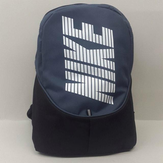 Рюкзак спортивний Nike Найк на два відділи.