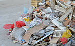 Как избавиться от большого количества строительного мусора?  (интересные статьи)