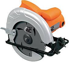 Пила дисковая 1600 Вт, 4700 об/мин, 185 мм ТехАС ТА-01-501