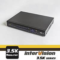 Видеорегистратор  UDR-35K-88GA 8-ми канальный  Ultra HD InterVision