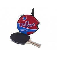 """Ракетка для настольного тенниса """"Boli Star"""" 9015"""