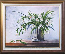 """Набор для вышивания бисером """"Первые цветы"""", фото 2"""