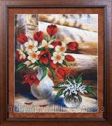 """Набор для вышивания бисером """"Майские цветы"""", фото 1"""