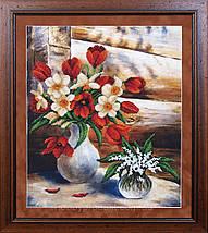 """Набор для вышивания бисером """"Майские цветы"""", фото 2"""